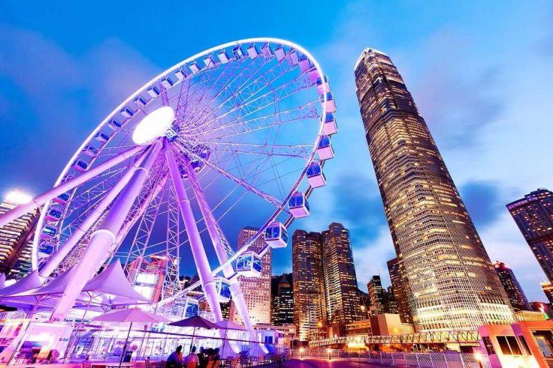 到香港折扣季大享優惠、大肆血拼