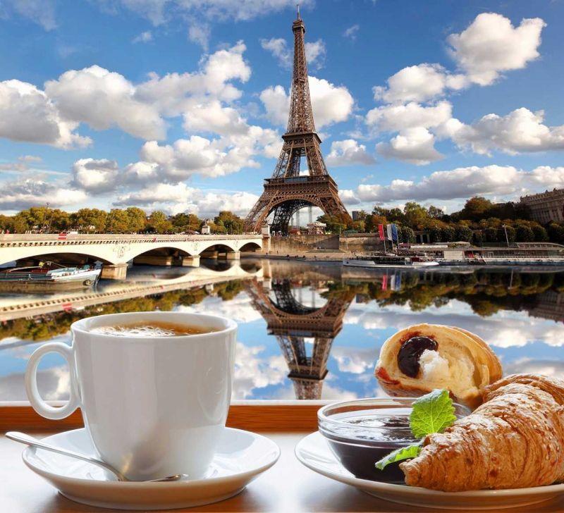 到甜點之鄉巴黎和閨蜜同「饗」法式浪漫