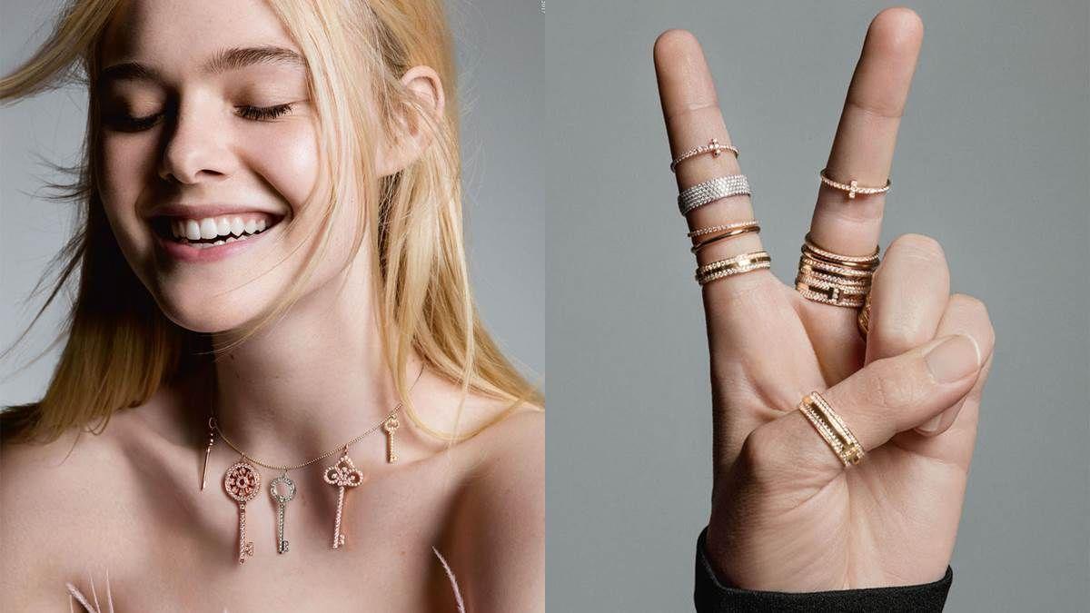 「There's Only One」Tiffany & Co. 攜手6位名人大展6種珠寶混搭風格