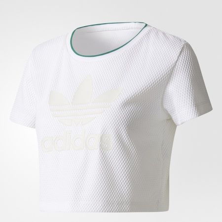 adidas Originals EQT LOGO CROP TEE NTD1,490_BP5114