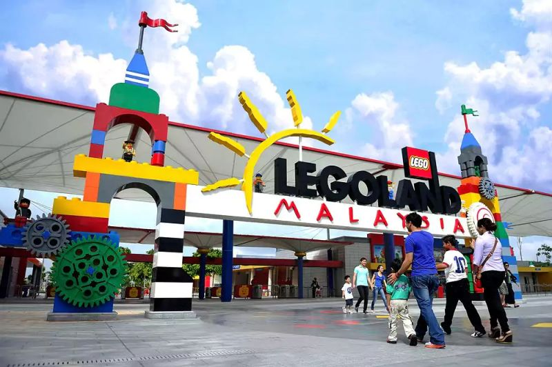 馬來西亞-樂高樂園、馬來西亞樂高樂園飯店