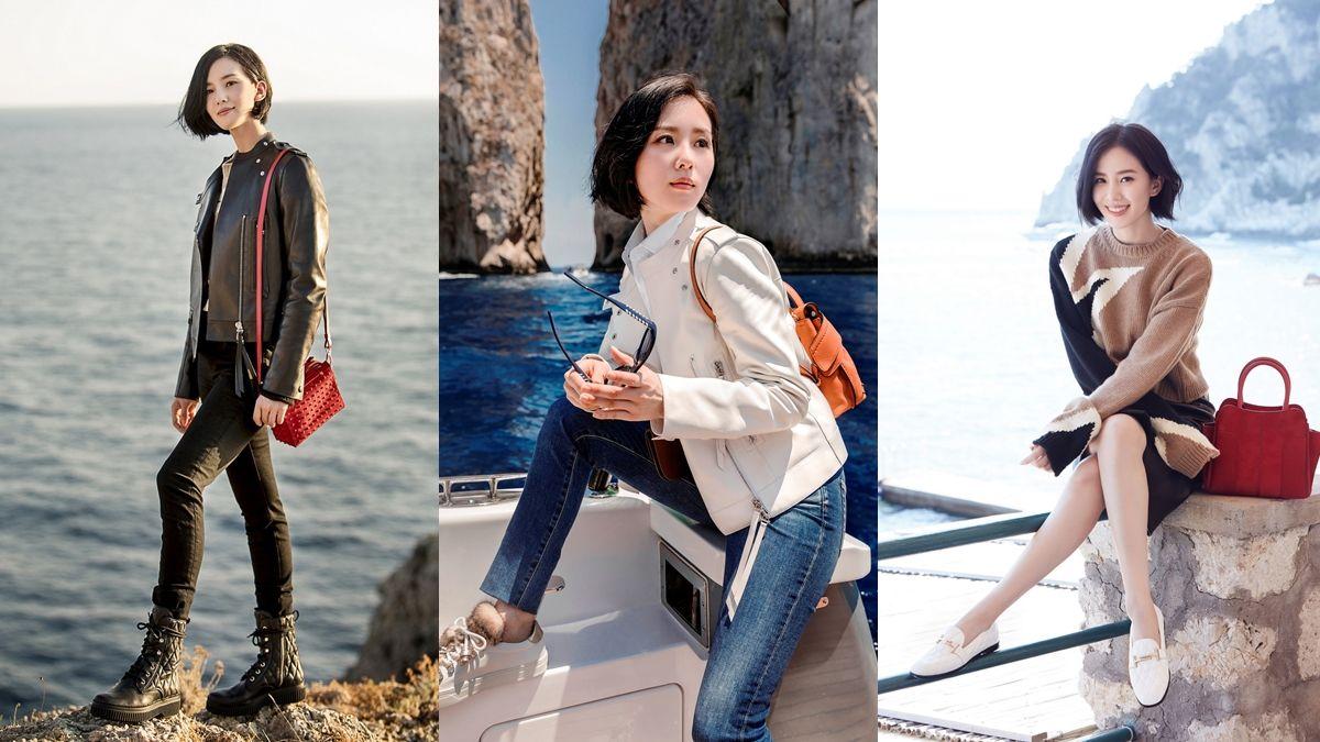 踏上前往卡布里島的冒險!TOD'S攜手品牌大使劉詩詩,展開浪漫的尋愛故事