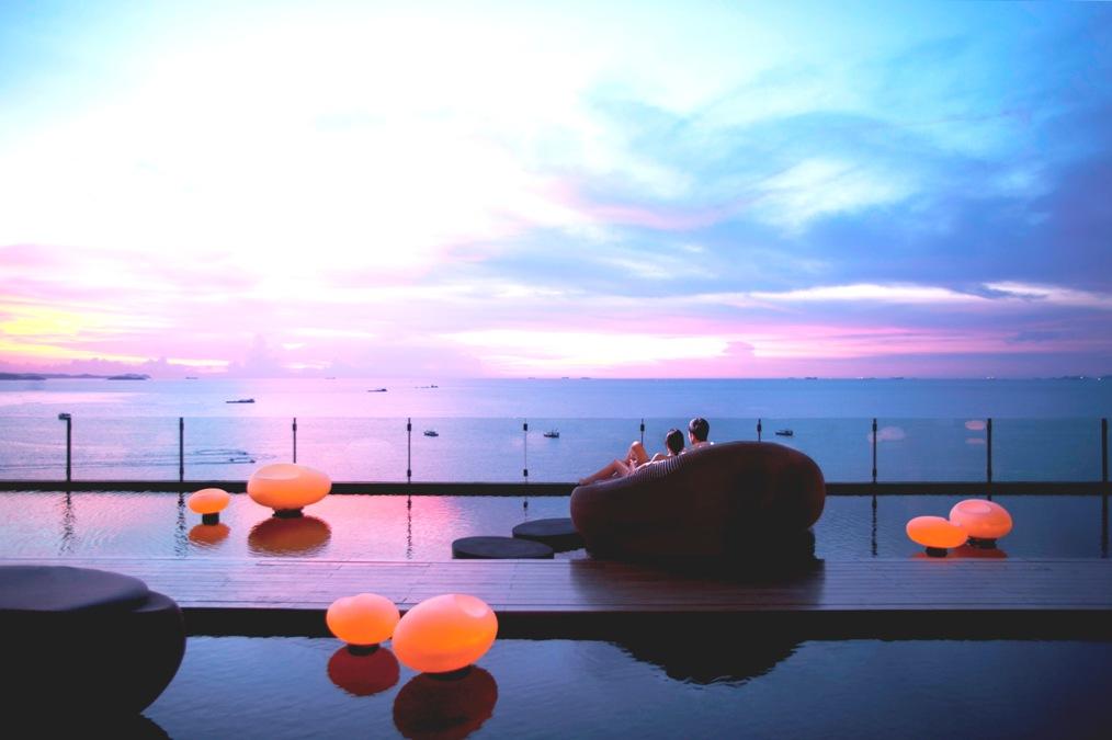 漂浮椅、熱帶雨林、私人沙灘 狂派酒吧泰國最夯3選