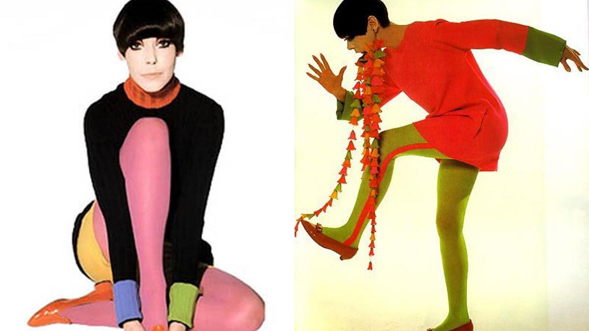 「時尚的女人穿著衣服,而不是衣服去穿他。」迷你裙始祖Mary Quant的箴言