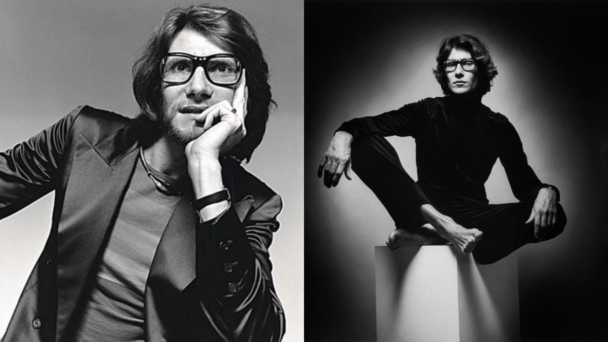 「法國國寶」Yves Saint Laurent對時尚的獨到見解
