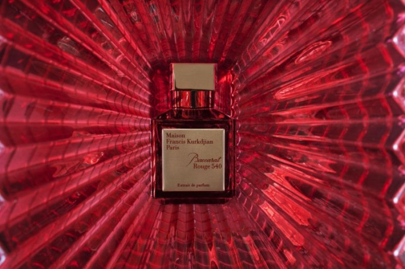 Maison Francis Kurkdjian Baccarat Rouge 540水晶之燄