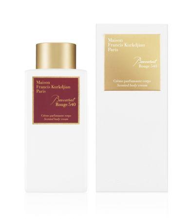 Baccarat Rouge 540 水晶之燄 Body cream 250ml,NT2380