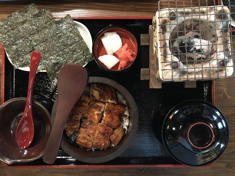 鰻魚桶二吃/390 元(單人)