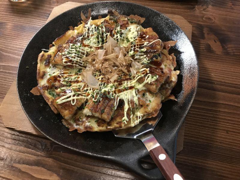 鰻魚麻糬五福燒/350 元