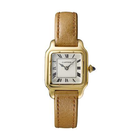 Cartier Santos-Dumont 系列腕錶,1912年
