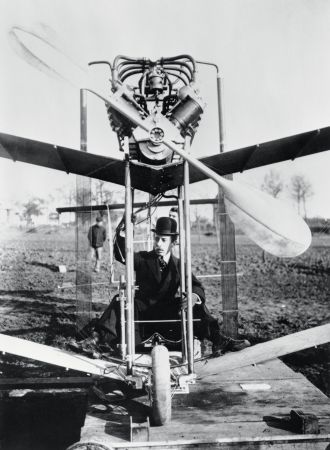 飛行員 Alberto Santos-Dumont