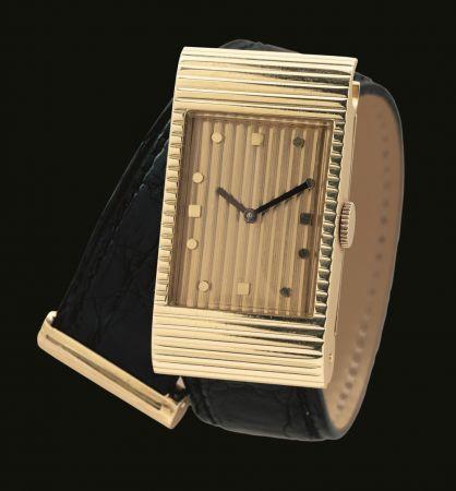 Boucheron 於1947年推出 Reflet 腕錶