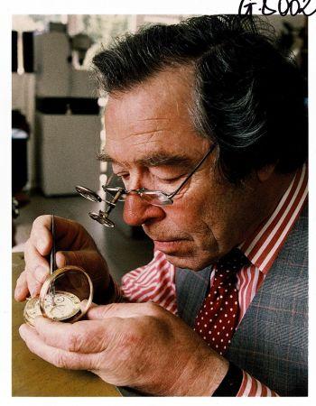 製錶大師 George Daniels