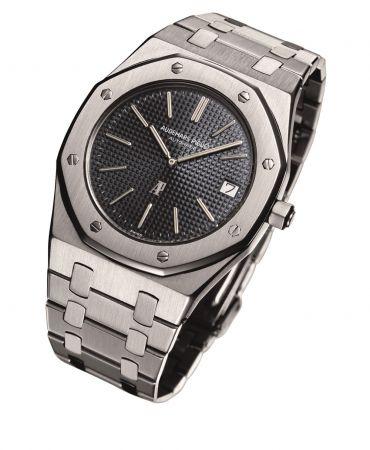 1972年 Audemars Piguet 發表首款皇家橡樹腕錶