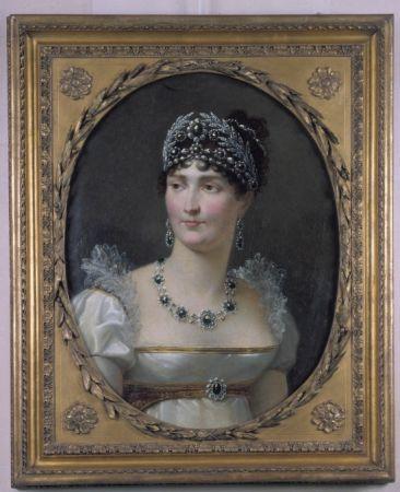 拿破崙一世第一任皇后約瑟芬。