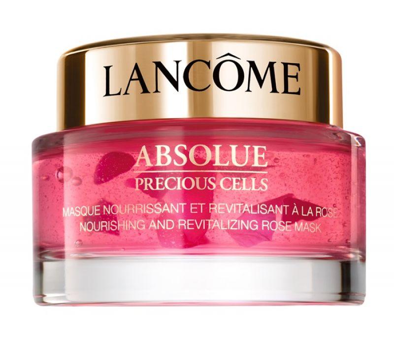 Lancome 絕對完美玫瑰花瓣面膜,75ML,NT6,800