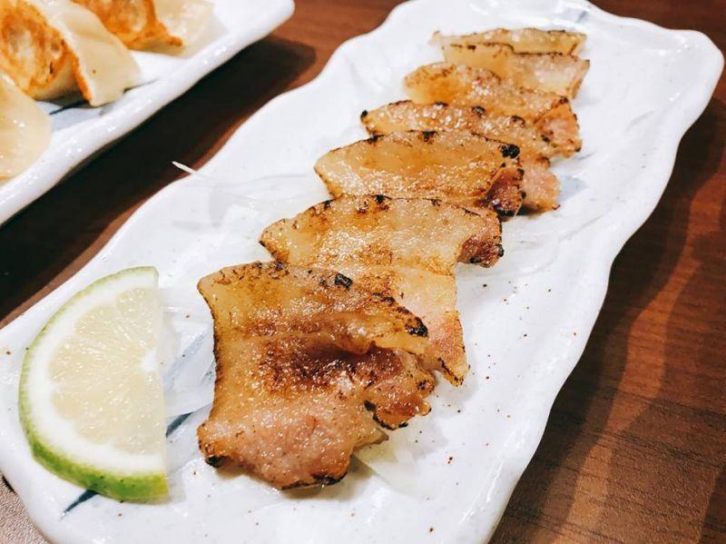 香烤醃豚肉 NT120