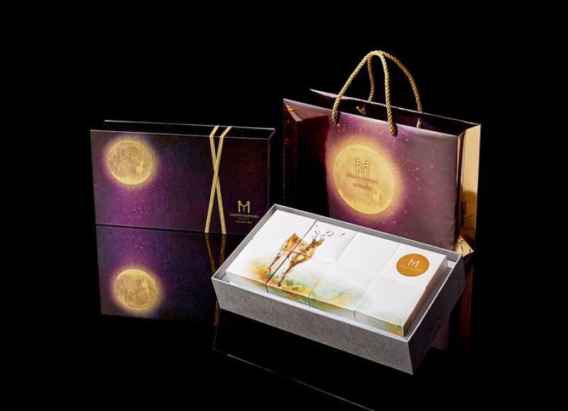 台北美福大飯店「喜鹿雅月」禮盒