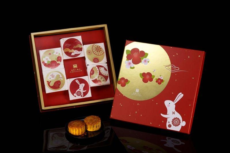 國賓飯店「花月珍饌」禮盒,NT800