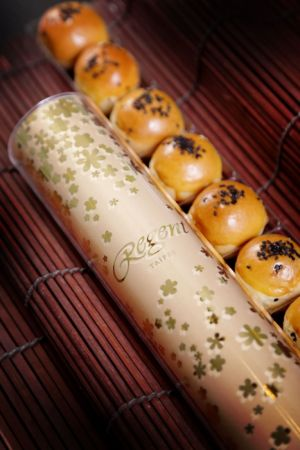 晶華酒店《花月》港式奶黃酥禮盒