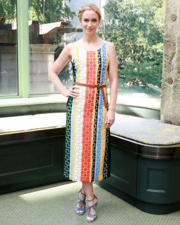 英國女星艾蜜莉·布朗(Emily Blunt)