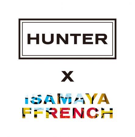 Hunter x Isamaya Ffrench後背包(大)售價 325英鎊/(迷你)售價 255英鎊