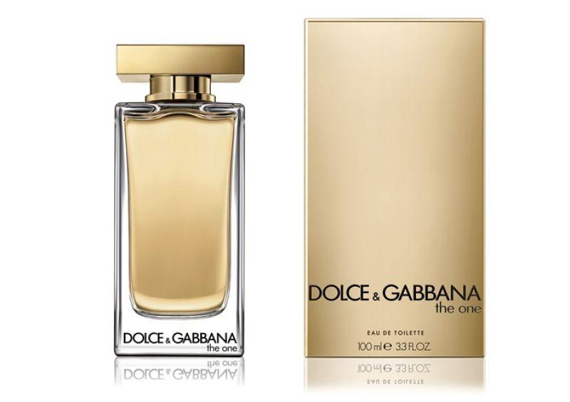 Dolce&Gabbana The One淡香水30ml,NT2,100 / 50ml,NT2,800 / 100ml,NT3,800 (2017.10上市)
