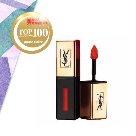 YSL奢華緞面鏡光唇釉 NT$1,250YSL經典持久顯色配方,以精準比例調合高密度色彩微粒、聚光鏡面科技,一次擁有唇蜜般的水潤亮澤、唇膏般的持久顯色。
