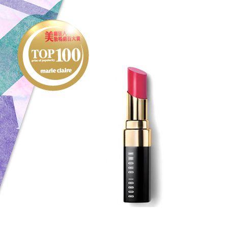 BOBBI BROWN精萃修護唇膏 NT$1,050將5種頂級保養油奢侈注入,深層修護雙唇, 結合具透明感的鮮亮色澤,自在展現美唇魅力。