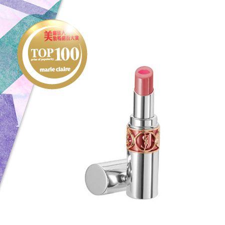 YSL 情挑誘吻雙色蜜唇膏 NT$1,350YSL獨家雙層夾心科技,外層為感溫護唇精華,內芯為晶透亮色粒子,輕鬆打造清新色澤的晶透美唇。
