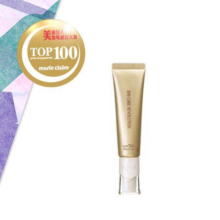 SHISEIDO東京櫃怡麗絲爾多效膠原美肌乳SPF50+.PA++++ NT$900具有乳液、粧前乳、防曬乳三重日間美容保養功效。