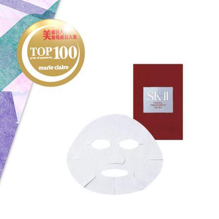 SK-II青春敷面膜 NT$2,600柔軟的棉質面膜,每片都蘊含豐富的Pitera™。