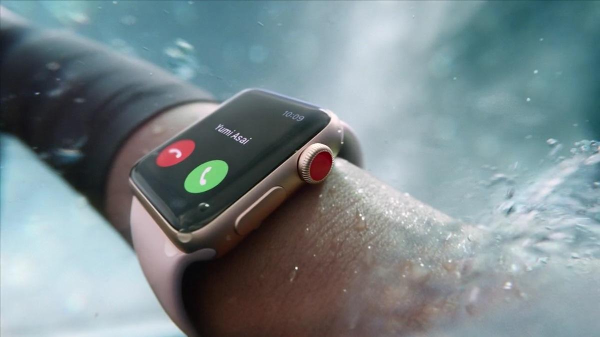 第三代Apple Watch這幾項功能超強!支援網路功能、心律脈搏偵測、不需與iPhone連結就能使用