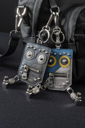 Prada機器人吊飾$10,500