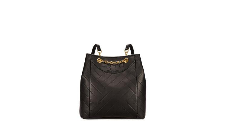 ALEXA皮革鍊帶後背包($26,900)