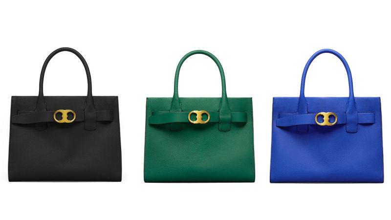 GEMINI LINK托特包($27,900),推出黑、草綠、寶藍3色