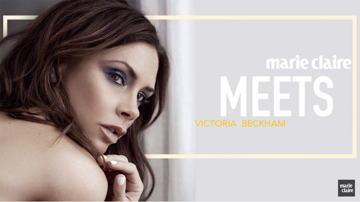 Victoria Beckham 維多利亞貝克漢原來都是這樣化妝與凍齡保養的【MC Meets一期一會】