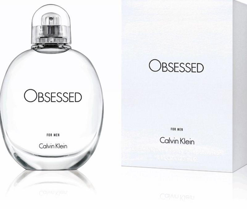 Calvin Klein Obsessed 迷上了!男性淡香水,75ml,NT2,500