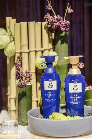 《呂Ryo》韓方修護洗髮精&潤髮乳-去屑止癢專用