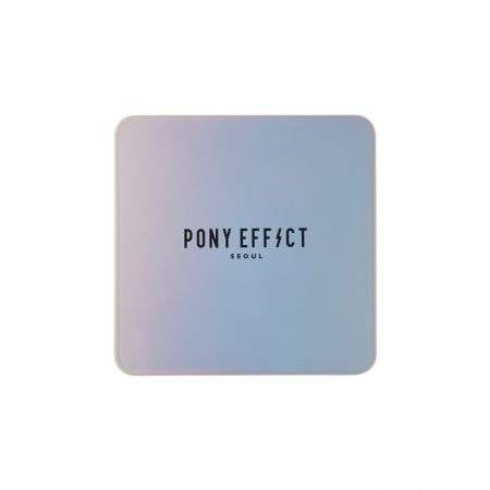 PONY EFFECT神防護氣墊粉餅SPF50+/PA+++(共7色)15g*2,NT1,650 (2017.9.6上市)