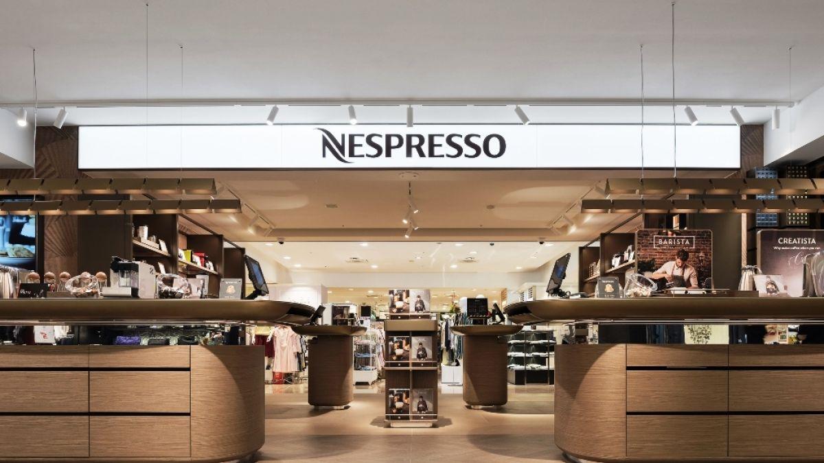 亞洲第一間 Nespresso新概念精品店 綠色永續讓咖啡更有意義