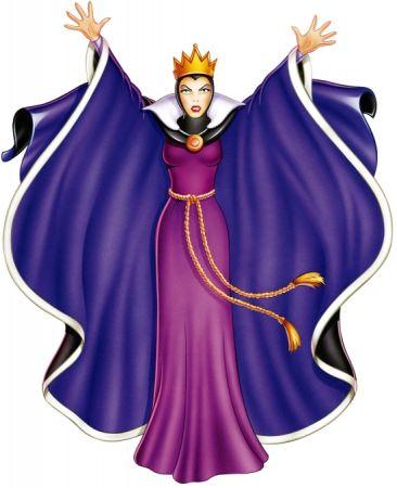 白雪公主_Grimhilde