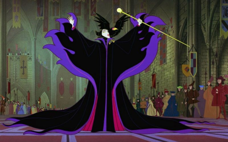 睡美人_Maleficent