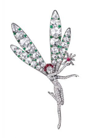 Spirit of Beauty Fairy 胸針,1941年。