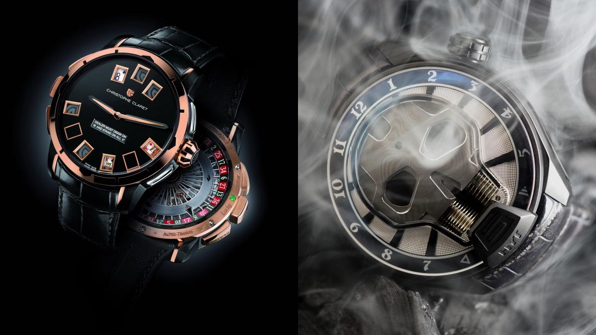 「匠心.獨具」時間藝術展,帶你揭開「蒸汽龐克」風格的華麗鐘錶!
