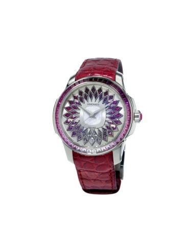 Ateliers deMonaco Ronde de Monte-Carlo – La Sirène Diamant珍稀寶石腕錶