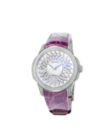 Ateliers deMonaco Ronde de Monte-Carlo – La Sirène Diamant鑲鑽腕錶