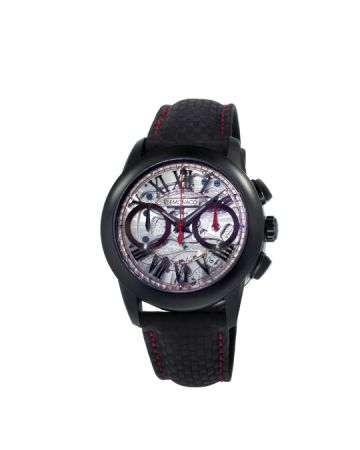 Ateliers deMonaco Admiral Chronographe Flyback – Armur 黑色DLC計時碼錶