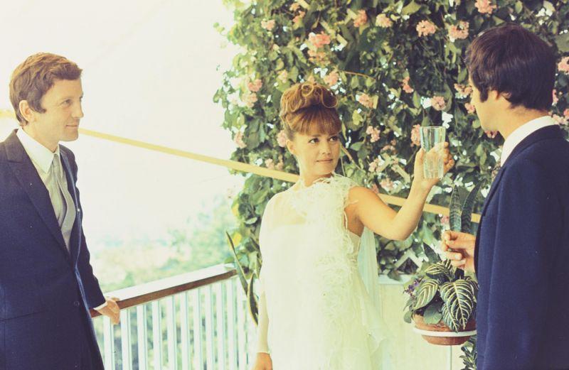 《黑衣新娘》劇照