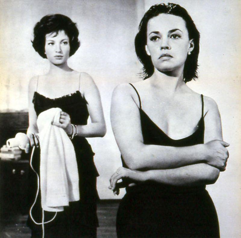 《夜》(The Night, 1961)劇照